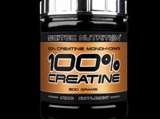 Biotechusa 100% CREATINE 500G