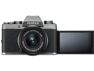 Фотоаппарат который поможет вам увидеть мир иначе - Fujifilm X-T100
