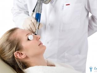 CO2 laser skin resurfacing in combinatie cu terapia PRP (Platelet Rich Plasma) -