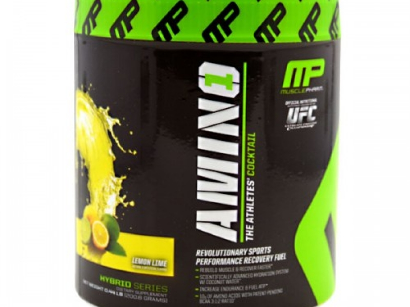 MusclePharm AMINO 1 BCAA