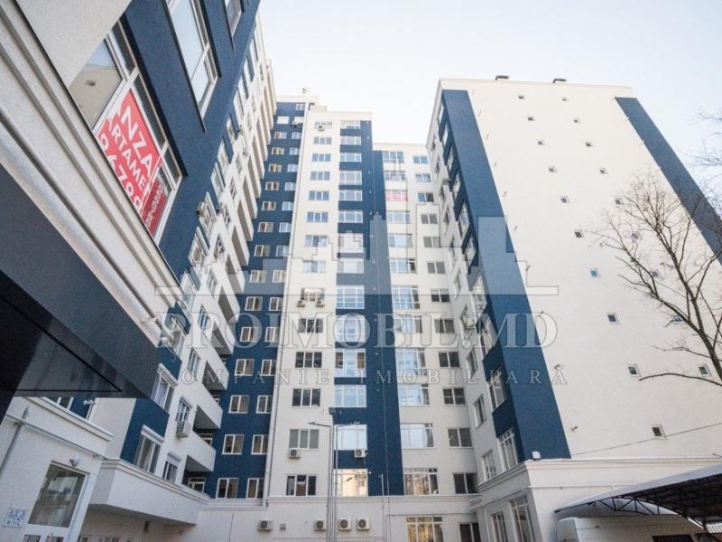 Apartament cu 2 camere Rascani str.B.Voievod 57m2