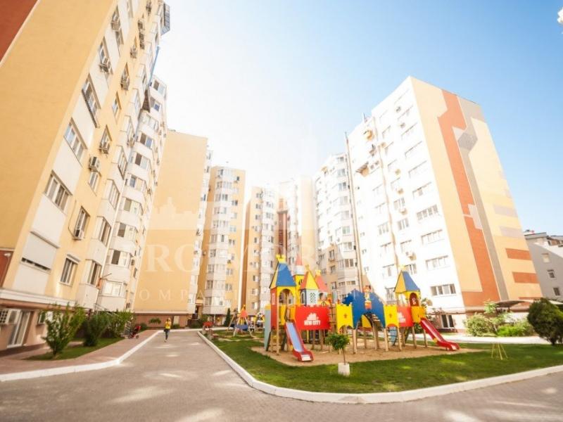 Apartament cu 2 camere Rascani str. B. VOIEVOD, 118 M2