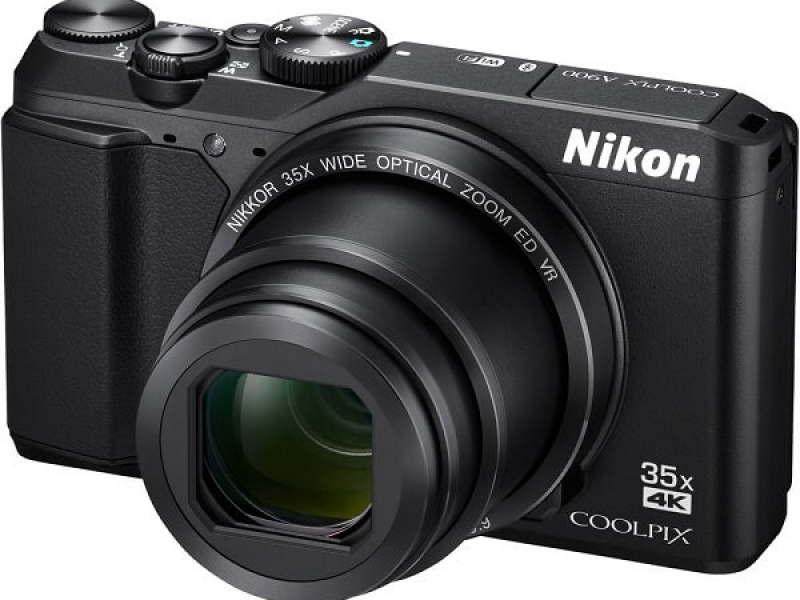 Vand aparat foto Nikon COOLPIX A900 Black