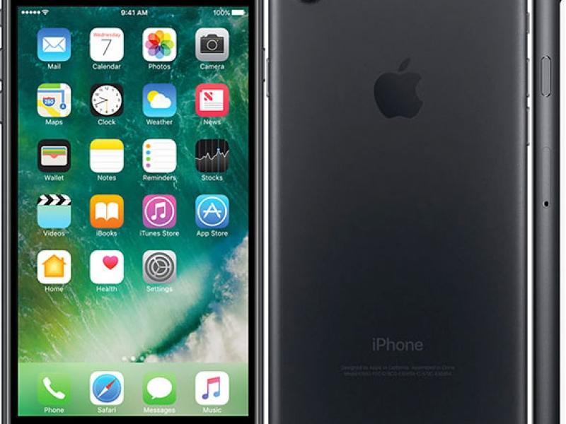 Vand iPhone 7 32GB Black Nou cu garantie