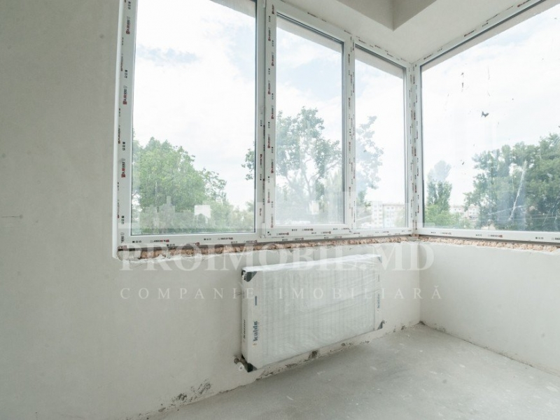 Se vinde apartament cu 3 camere in sectorul Rascani str.A. Doga sup-77m2