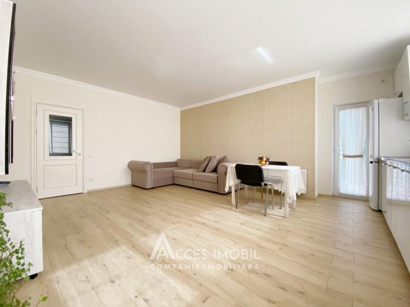 Stroy Invest! Buiucani, str. Paris, 2 camere + living. Reparație la cheie!