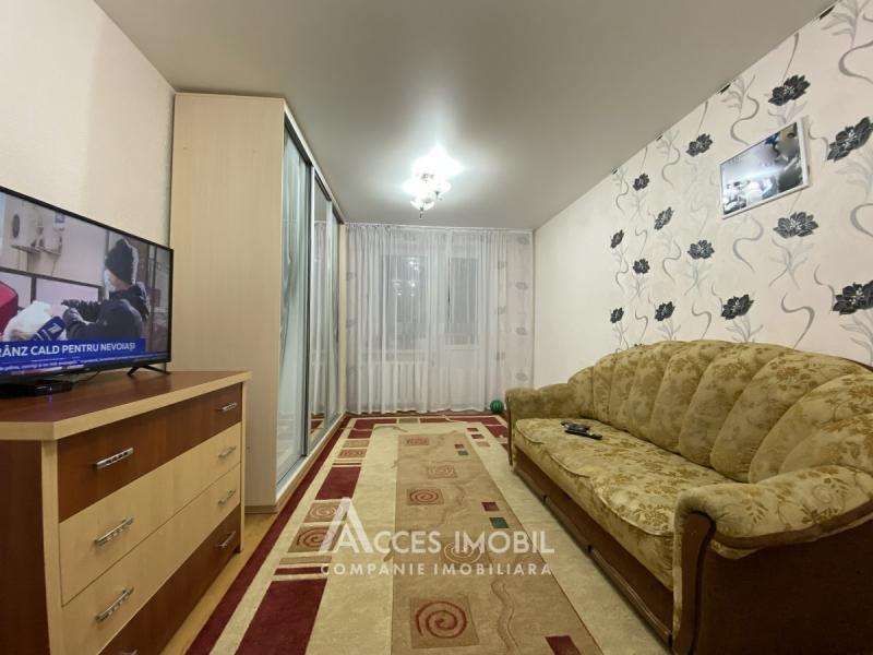 Durlești, str. Grigore Ureche, 1 cameră + living!