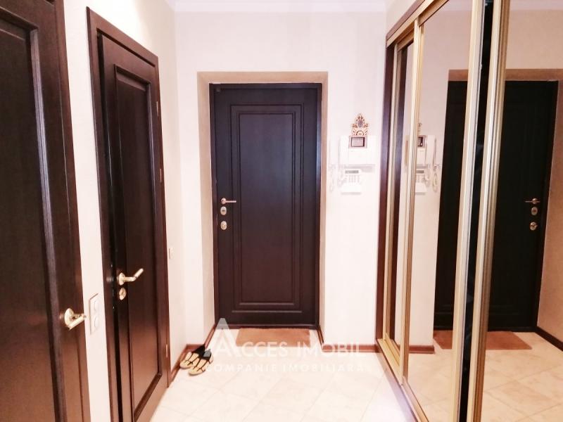 Orizont! str. Ion Creangă, Buiucani, 3 camere + living. Reparație la cheie!